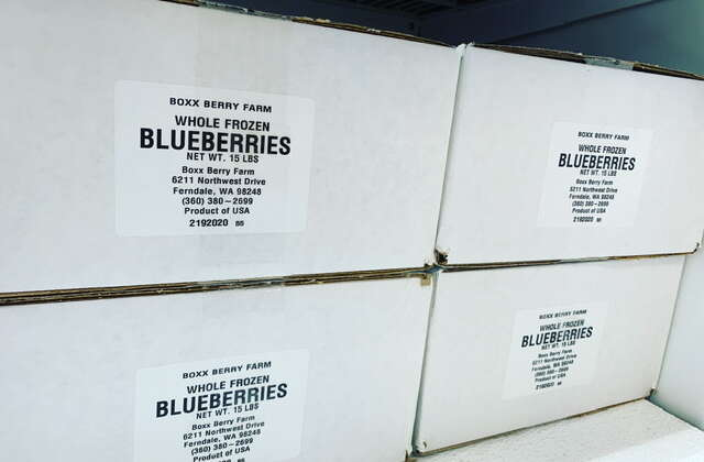 Frozen Blueberries – New Size