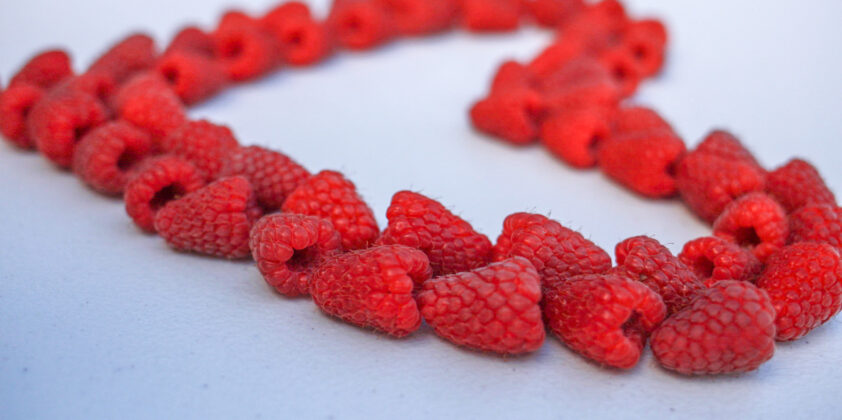 Raspberry Upick Closed