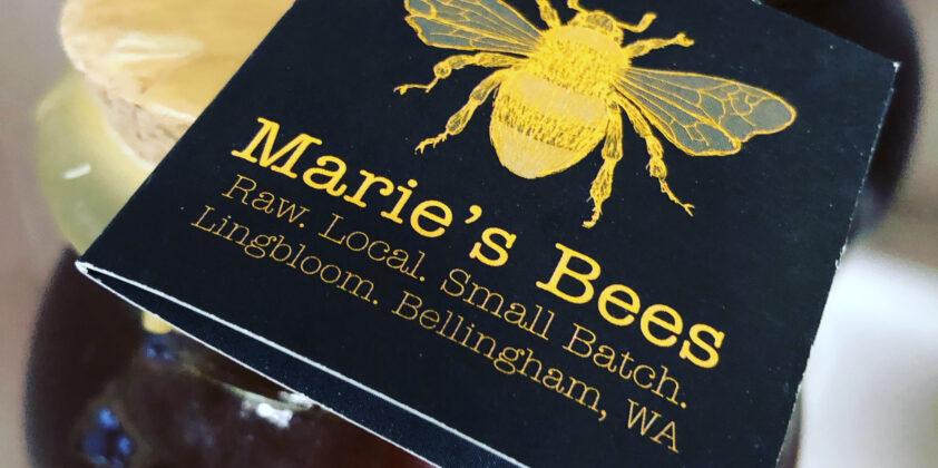 Marie's Bees Honey