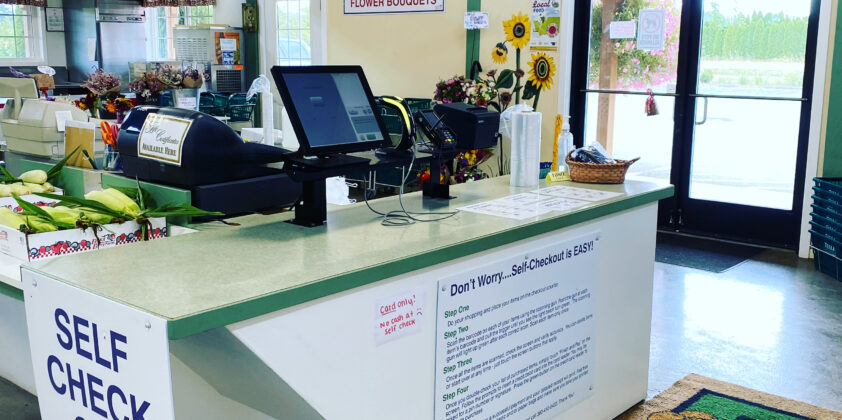 Limited Staffing and Self Checkout