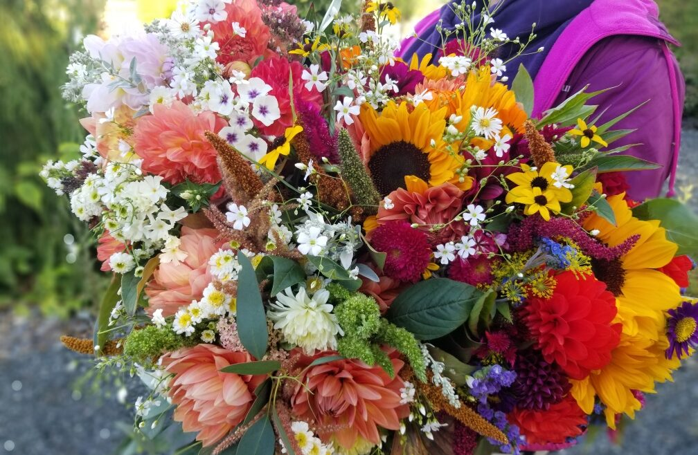 Flowers and more….